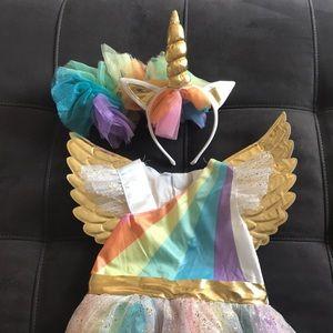 f88b58e1bb2b Hyde & Eek Boutique by Target Costumes - 🌈🦄 Rainbow Unicorn Costume
